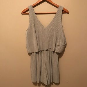 NWOT One clothing romper
